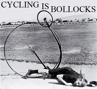 cycling-is-bollocks